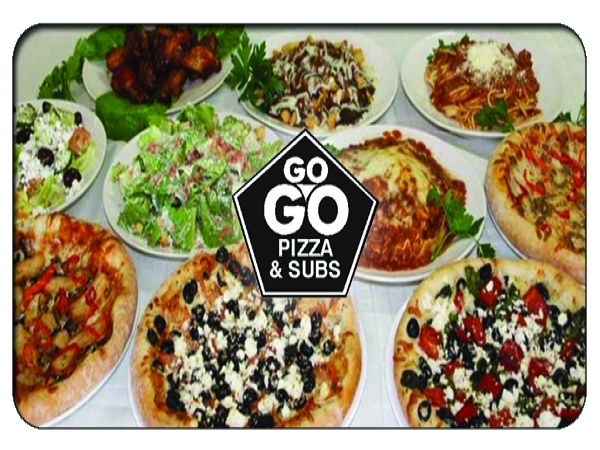 GO GO PIZZA & SUBS - $5 FREE DOWNLOAD or 25% OFF